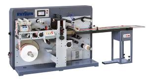 Rotary Die Cutting Machine, IML-330