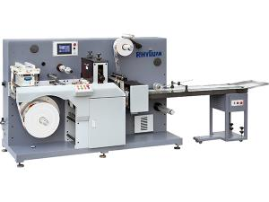 Rotary Die Cutting Machine, TOP-330HT