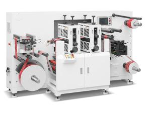Rotary Die Cutting Machine (with Double Stations), TOP-330TWINS