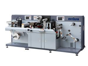 Rotary Die Cutting Machine, TOP-420