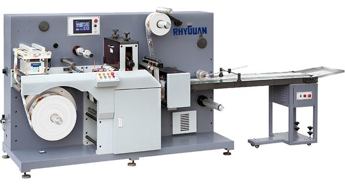 Rotary Die Cutting Machine   TOP-330HT   Rhyguan